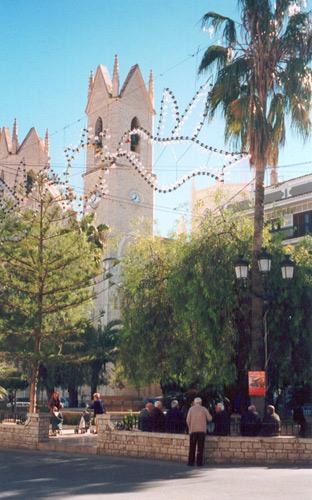 Plaça de Benissa