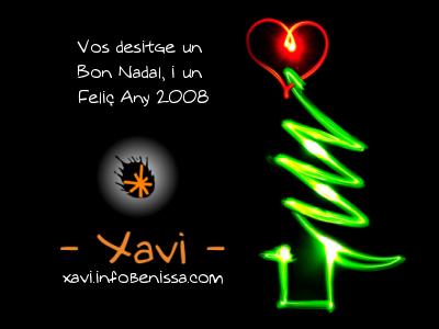 Bon Nadal i Feliç Any 2008!
