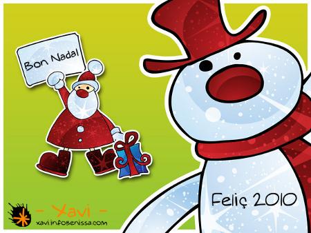 Bon Nadal 2009!