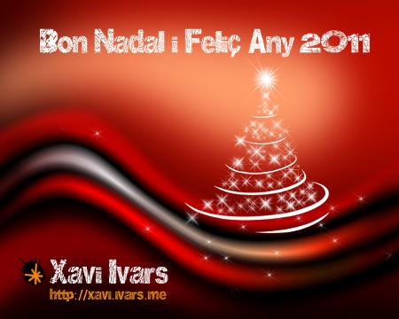 Bon Nadal 2010 i Feliç Any Nou 2011