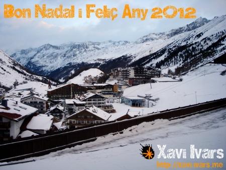 Bon Nadal 2011 i Feliç Any Nou 2012