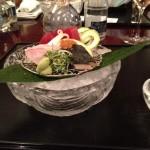 Sashimi, al Yashima