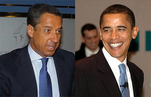 Obama i Zaplana
