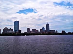 Boston des de Cambridge