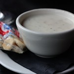 New England's Clam Chowder