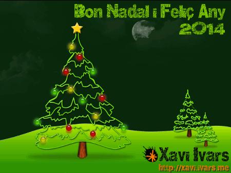 Bon Nadal i Feliç Any 2014