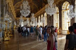 Saló dels Espills, a Versalles