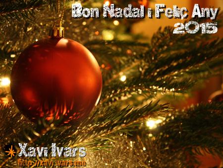 Bon Nadal 2014 i Feliç Any Nou 2015