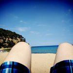 Relax a la platja8230 No estem malament del tot8230 LifeInVistaprint