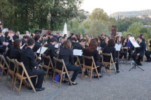 """Concert de """"la Valenciana"""" a Besalú"""
