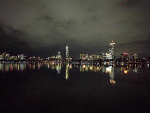 Boston de nit