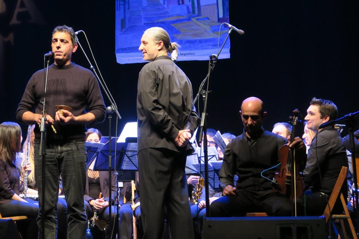 Botifarra a Banda a Barcelona