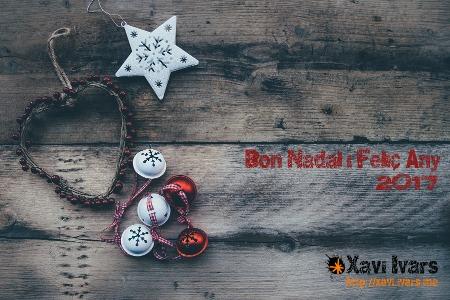 Bon Nadal 2016 i Feliç Any Nou 2017